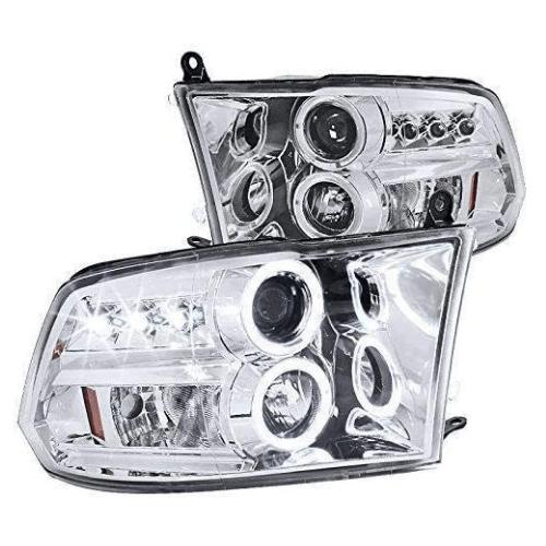 2010 Dodge Ram 1500 Headlights