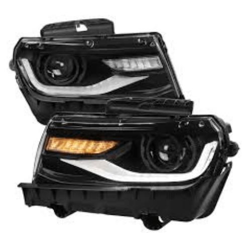 2015 Camaro Headlights