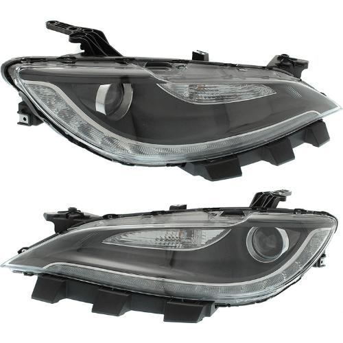 2015 Chrysler 200 Headlight