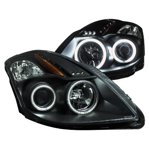 2007 Nissan Altima Headlight