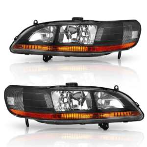 2000 Honda Accord Headlights