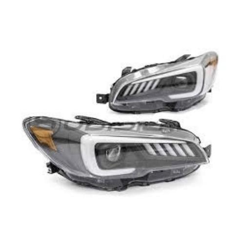 Subaru wrx Headlights