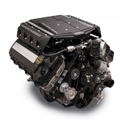 5.0 Coyote Crate Engine Supercharged